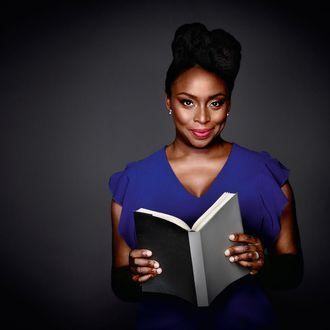 Chimamanda Adichie, author and feminist