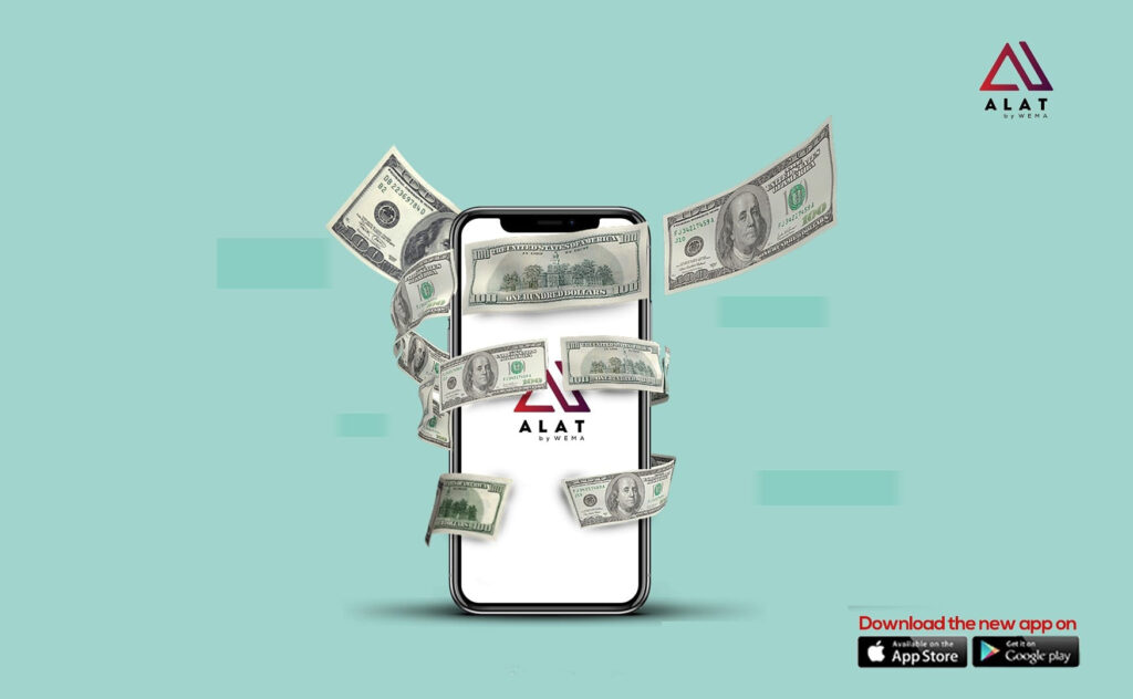 ALAT Virtual Dollar Card- Pay for Netflix, iTunes, Spotify, EA Sports Online