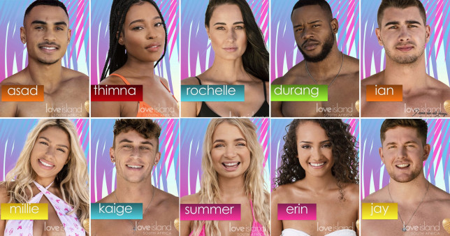 Love Island South Africa