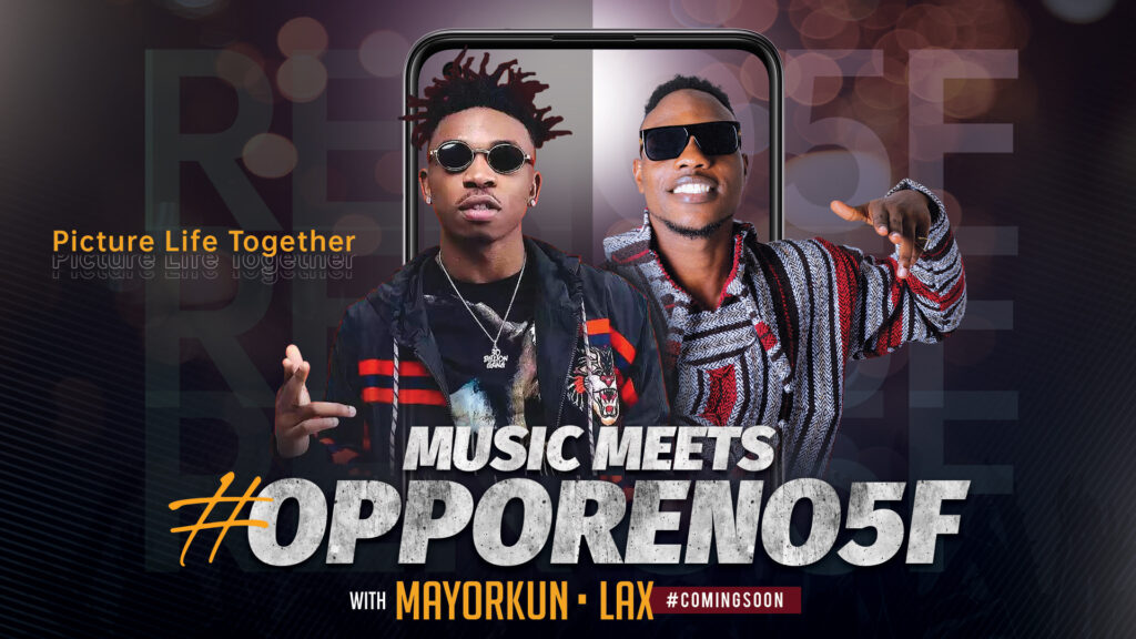 Mayorkun & L.A.X Dance